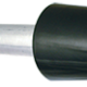 Air Nozzle Protection Shroud bazooka coated attached